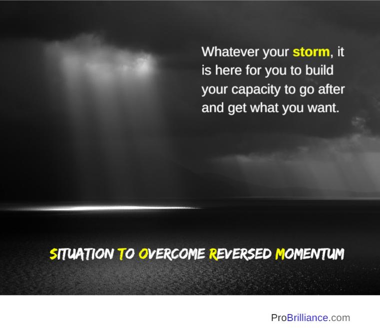 Let the STORM Serve You